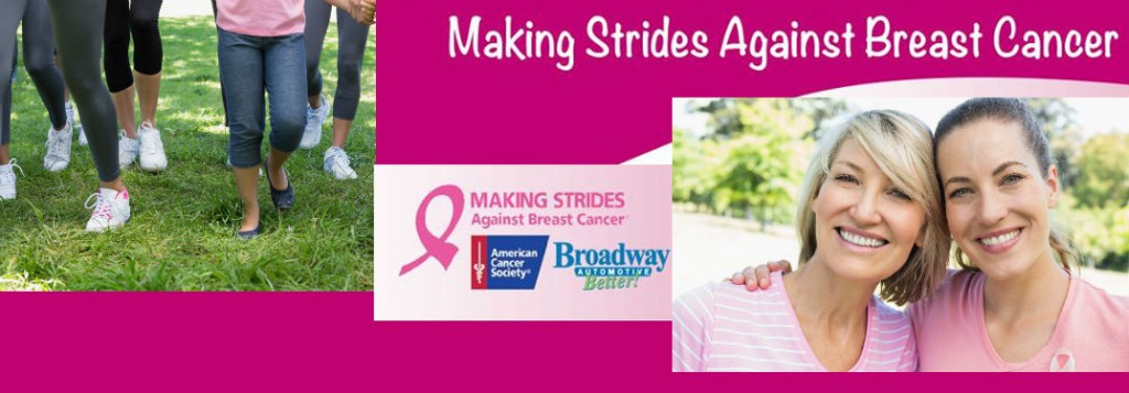 Making Strides Against Breast Cancer Green Bay 2015