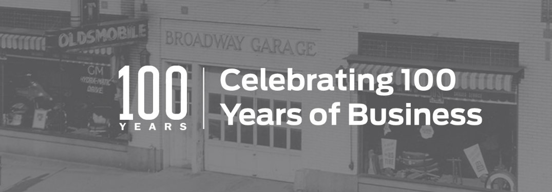 Broadway Automotive 100th Anniversary Celebration