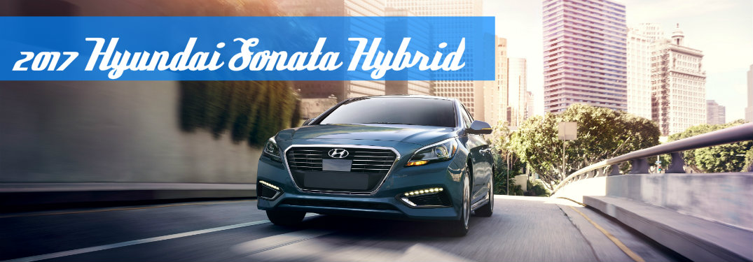 2017 Hyundai Sonata Hybrid Radio and Touchscreen