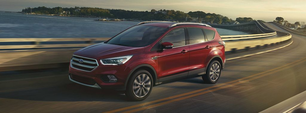 Engine Options For The 2017 Ford Escape