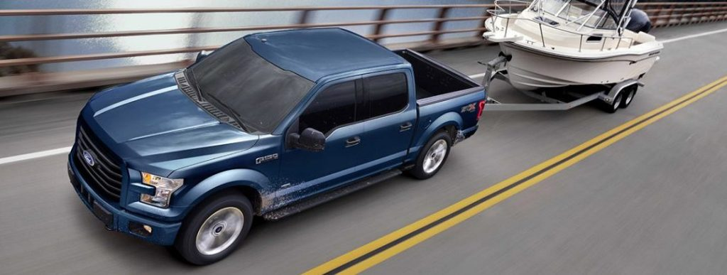 2017 Ford F 150 Maximum Towing And Payload Capacities