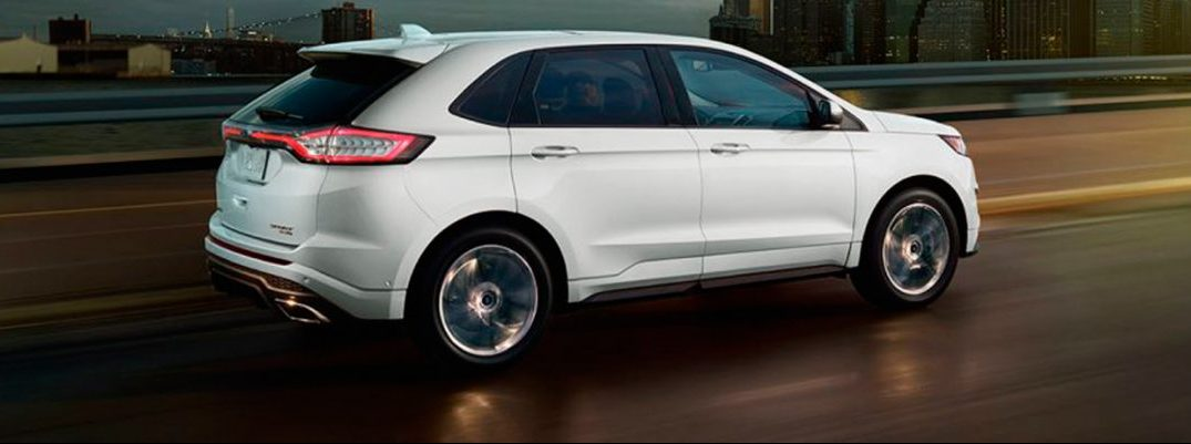 Ford Edge Exterior Side