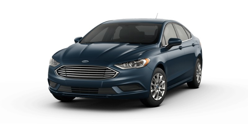 View the New 2018 Ford Fusion Exterior Color Options
