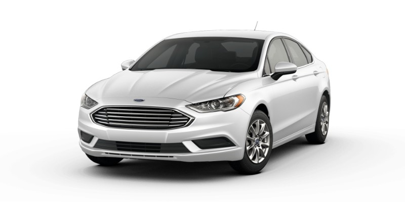 2017 Ford Fusion White Gold Color >> View the New 2018 Ford Fusion Exterior Color Options