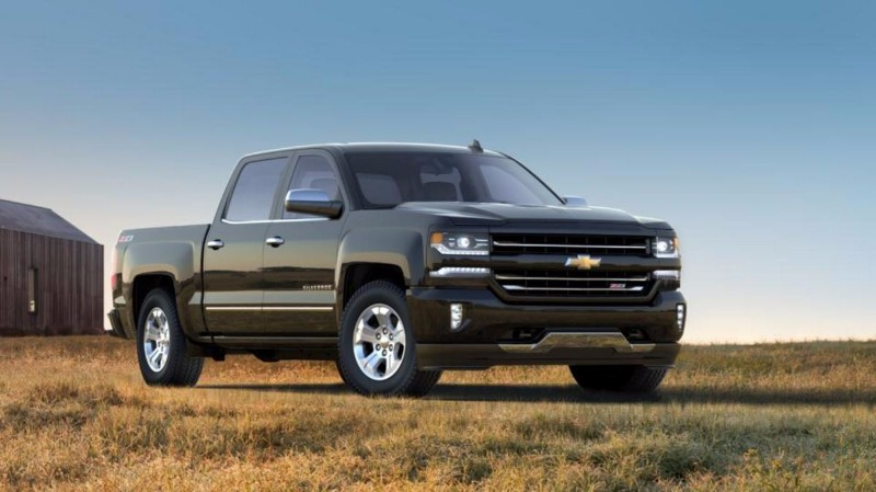 What Colors Does The Chevy Silverado 1500 Come In