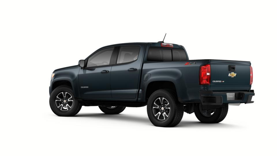 the new 2018 chevrolet colorado exterior color options. Black Bedroom Furniture Sets. Home Design Ideas