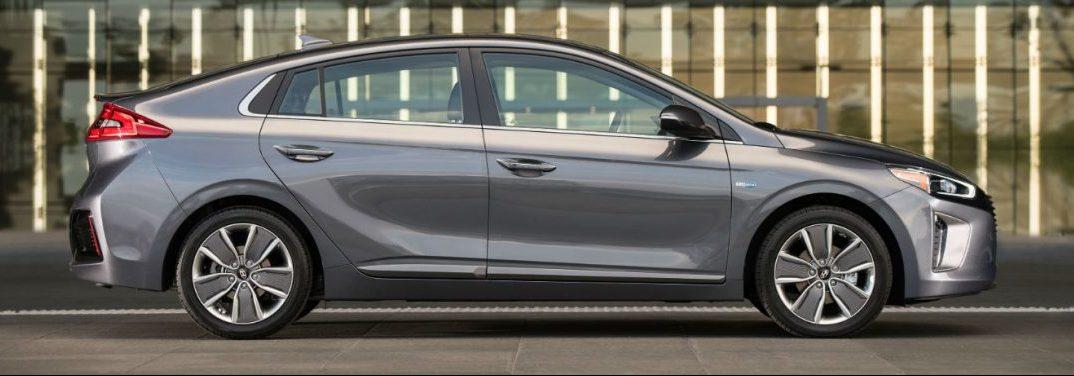 New 2018 Hyundai Ioniq Hybrid Exterior Color Options