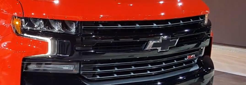 2019 Chevrolet Silverado Walkaround Video Tour At Chicago Auto Show