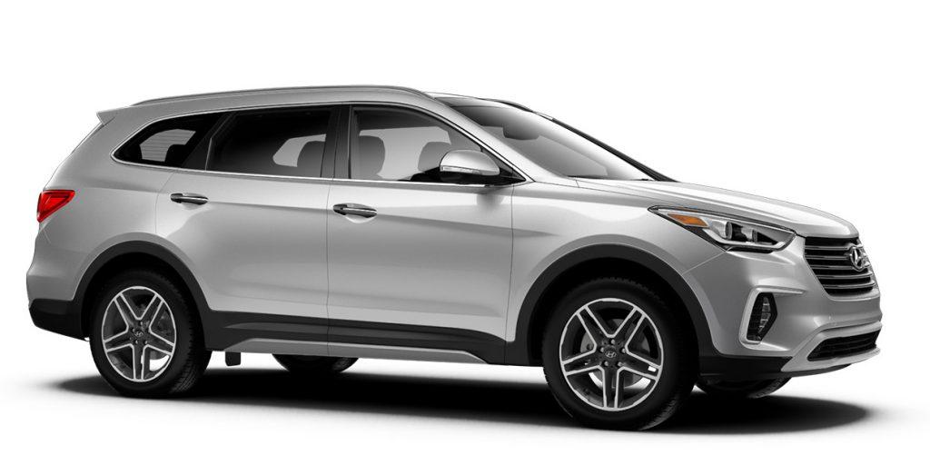 2018 Hyundai Santa Fe In Circuit Silver O Broadway