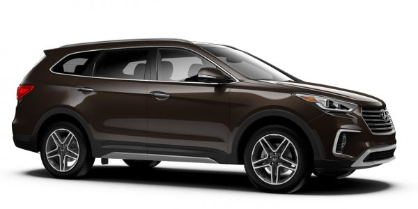 Hyundai Santa Fe 2018 Model >> View the 2018 Hyundai Santa Fe Exterior Color Options