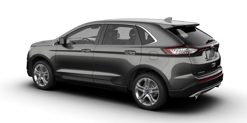 What Colors Does the New 2018 Ford Edge Come in?