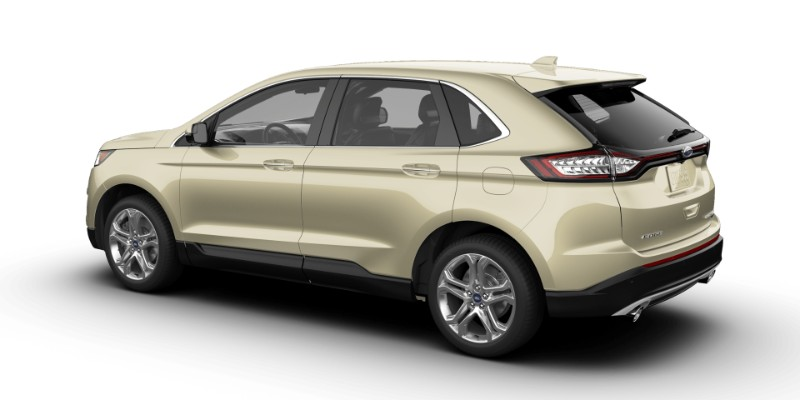 Ford Edge Gold Color What Colors Does The New  Ford Edge Come In
