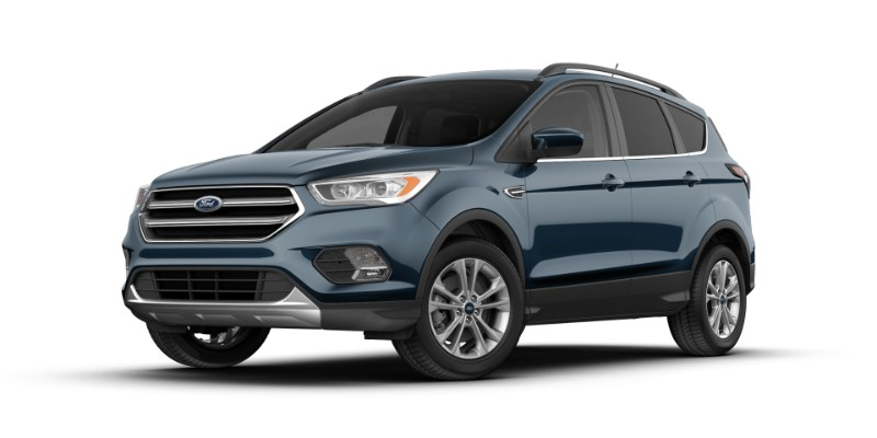 2018 Ford Escape Colors >> [Gallery] 2018 Ford Escape Exterior Color Options