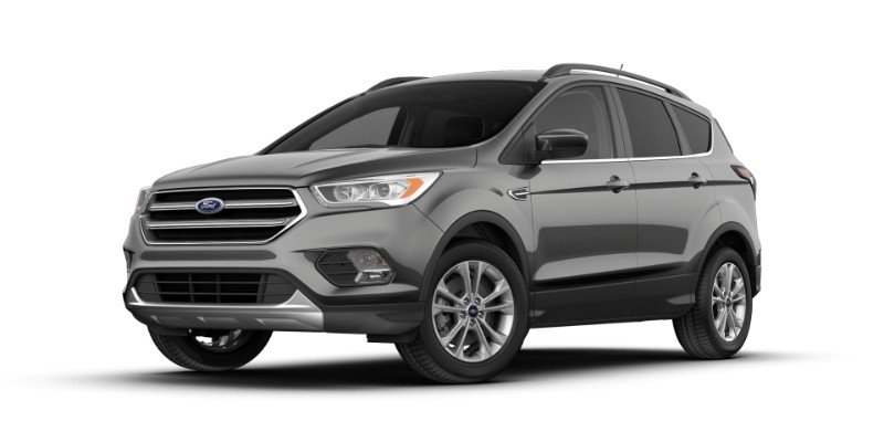 [Gallery] 2018 Ford Escape Exterior Color Options