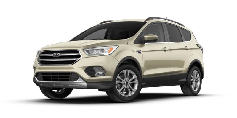 Ford Escape Exterior Colors