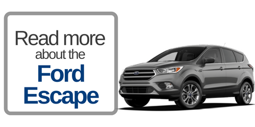 Ford Escape Colors >> Gallery 2018 Ford Escape Exterior Color Options