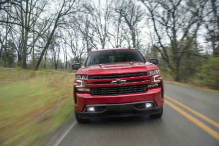 When Will The 2019 Chevrolet Silverado 1500 Be Available