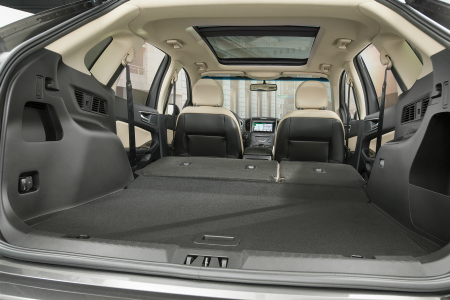 Does The 2018 Ford Edge Have A Sunroof