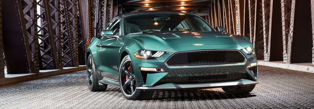 What's Special About the 2019 Ford Mustang Bullitt?