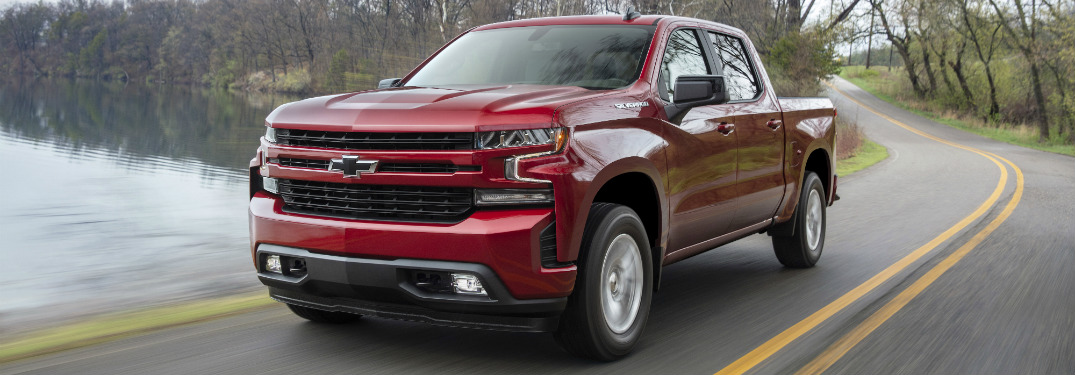 Get the New 2019 Chevrolet Silverado 1500 at Broadway Auto!