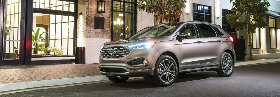 What's New on the 2019 Ford Edge?