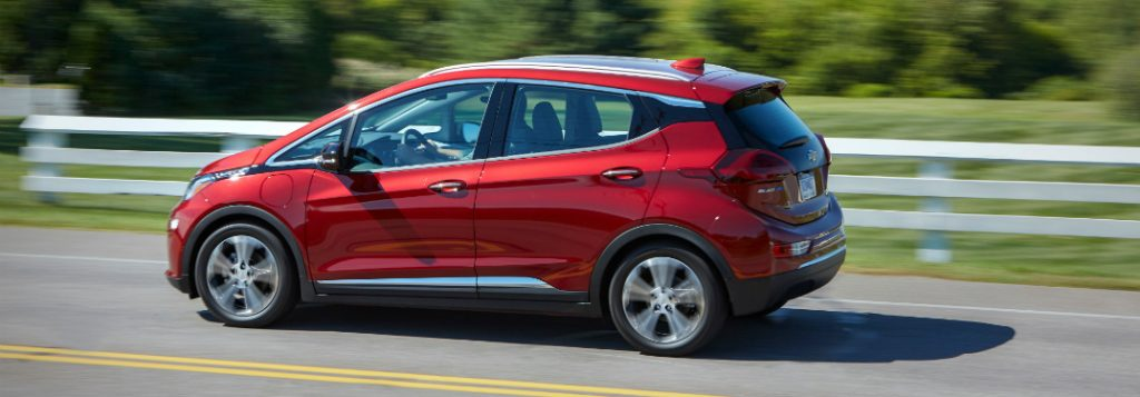 What S The Range For The 2019 Chevy Bolt Ev