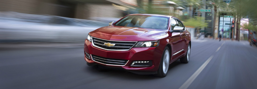 Does the 2019 Chevy Impala Have Standard Apple CarPlay?