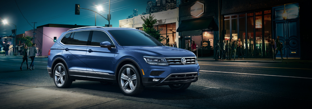 2019 Volkswagen Tiguan 3rd Row Volkswagen Cars Review