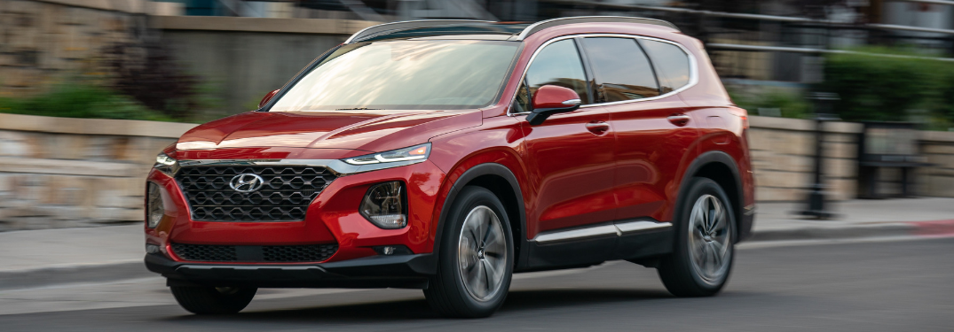 2020 Hyundai Santa Fe N Diesel, Release Date, Redesign, Price >> Does The 2019 Hyundai Santa Fe Have All Wheel Drive