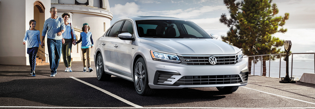 Advanced Safety Features of the 2019 Volkswagen Passat
