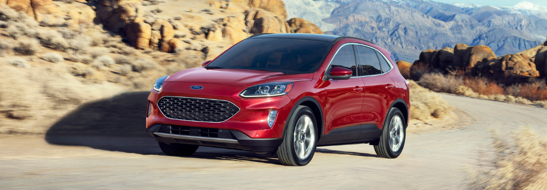 When Will the 2020 Ford Escape Be Available?