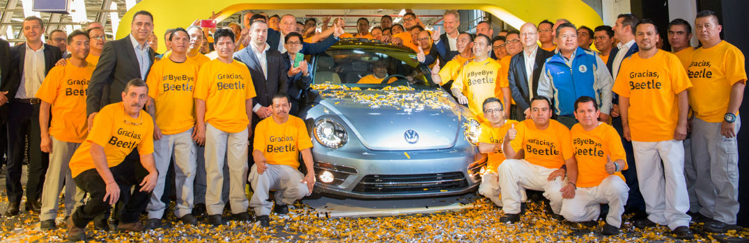 Is the Volkswagen Beetle still being made?