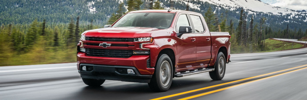 2017 vs 2016 Chevy Silverado HD Diesel Engines