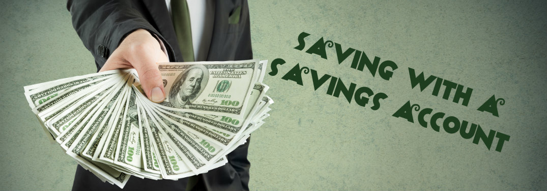 how to find money in savings account
