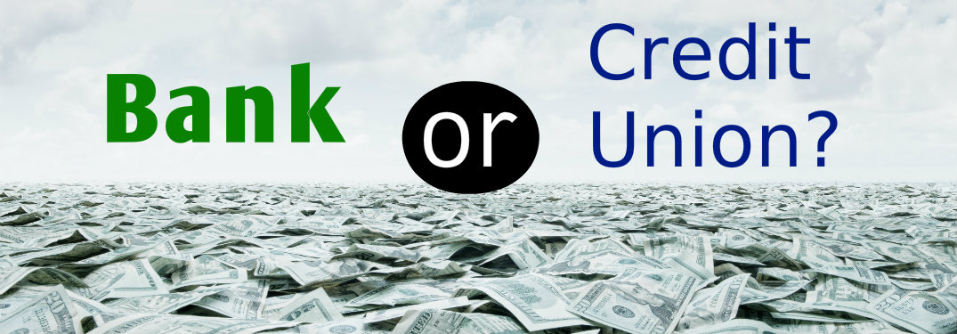 What Is the Difference Between a Bank and a Credit Union?