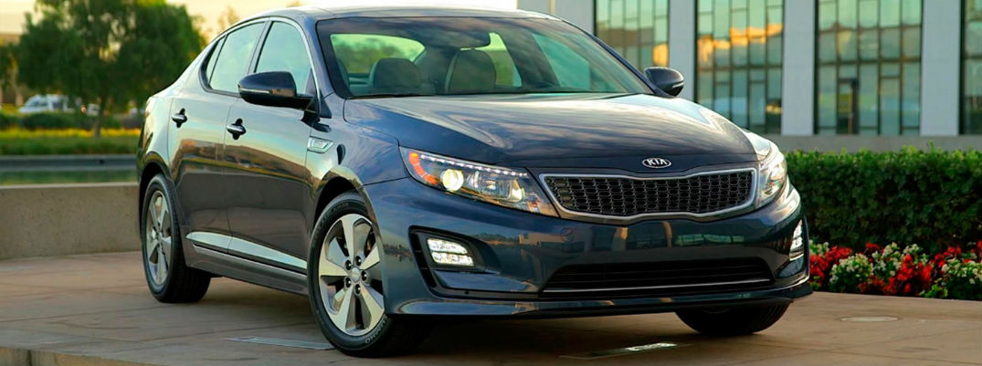 Kia Dealership Tampa >> 2015 Kia Optima Hybrid Features and Benefits