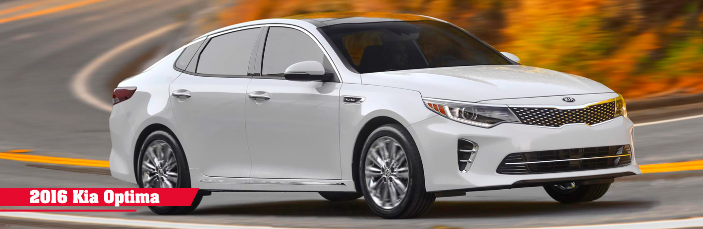 2016 Kia Optima Kelley Blue Book Best Buy Award