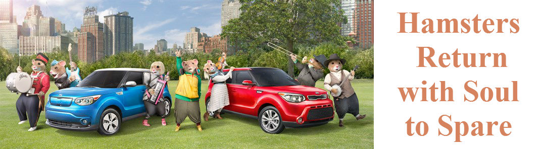 2016 Kia Soul The World Needs More Soul campaign hamsters Friendly Kia Tampa FL