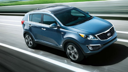 2016 Kia Sportage small SUV top-ranked in J.D. Power IQS Clearwater FL