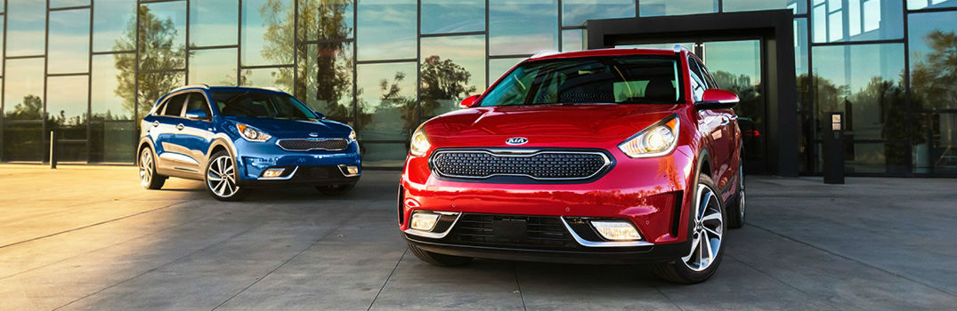 2017 Kia Niro HUV release date and preview Tampa Clearwater FL