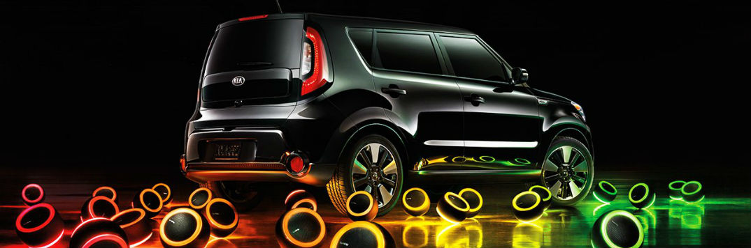 2017 Kia Soul Turbo model global debut Paris Motor Show Tampa FL