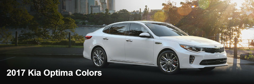Kia Dealership Tampa >> 2017 Kia Optima Exterior Paint Options Interior Color Choices