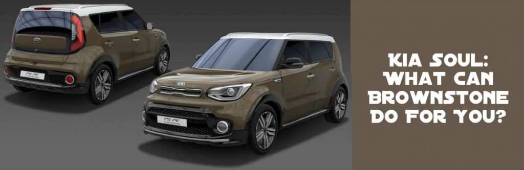 2017 kia soul brownstone edition new color and availability. Black Bedroom Furniture Sets. Home Design Ideas