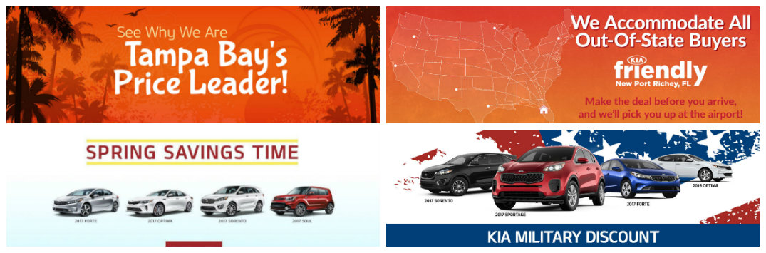 Friendly Kia tax time savings Uber Spring Savings Time specials