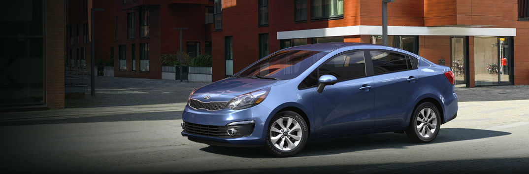 2017 Kia Rio Features Technology and Availability