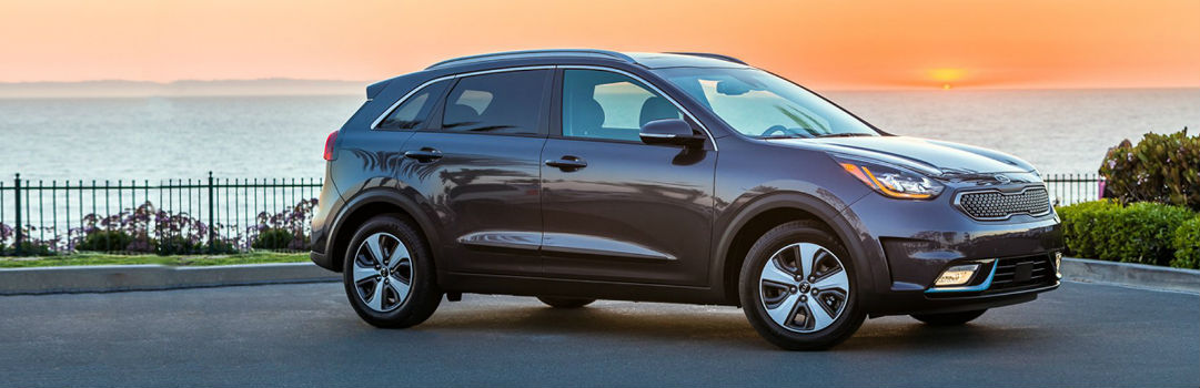 2018 Kia Niro Plug-In Hybrid release details date features and specs