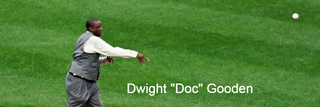 """Best baseball players from Tampa FL area Dwight """"Doc"""" Gooden Gary Sheffield Chris Sale"""