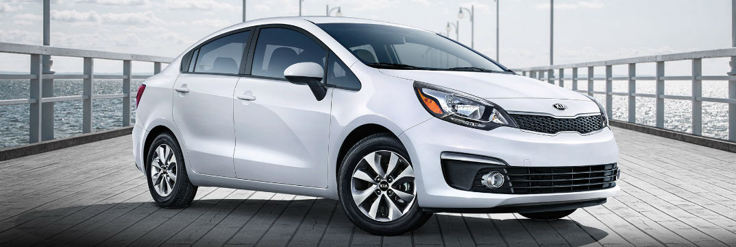 2017 Kia Rio CNBC 10 New Cars You Can Buy for Under $300