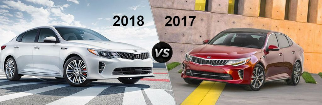 2018 kia optima release date specs and vs 2017 kia optima. Black Bedroom Furniture Sets. Home Design Ideas