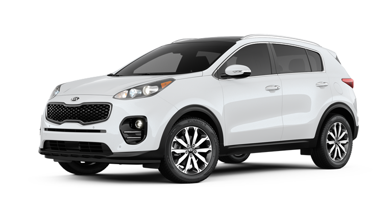 2018 Kia Sportage Exterior Paint and Interior Fabric Color ...